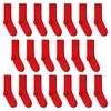 CH-00632_A12-1--_Lot-20-paires-de-chaussettes-homme-rouges-unies