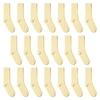 CH-00638_A12-1--_Lot-20-paires-de-chaussettes-homme-jaunes-pailles-unies