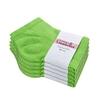 CH-00520_E12-1--_Soquettes-femme-coton-vert-pomme-5-paires