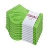 CH-00528_E12-1--_Soquettes-femme-coton-vert-pomme-10-paires