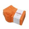 CH-00521_E12-1--_Soquettes-femme-coton-orange-5-paires