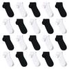 CH-00699_A12-1--_Soquettes-femme-blanches-lot-20-paires-assorties-noir-blanc