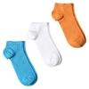 CH-00700_A12-1--_Soquettes-femme-lot-3-paires-assorties-bleu-blanc-orange