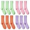 CH-00728_A12-1--_Lot-12-paires-de-chaussettes-homme-assorties-vert-rose-saumon-mauve-unies
