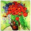 carre-soie-silkart-van-gogh-marguerites-coquelicots-AT-01970--A16