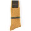 CH-00239-B16-chaussettes homme-laine-cachemire-caramel