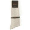 CH-00240-B16-chaussettes homme-laine-cachemire-beige