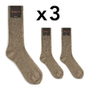 CH-00255-A16-chaussettes homme-laine-cachemire-taupe