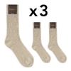 CH-00260-A16-chaussettes homme-laine-cachemire-beige
