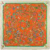 AT-03841-orange-A16-carre-de-soie-orange-motifs-liere