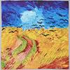 AT-03863-jaune-A16-carre-soie-tableau-van-gogh-champs-de-ble-corbeaux