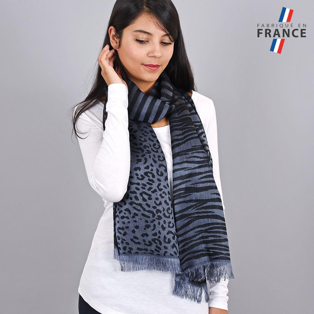AT-03592-noir-VF16-LB_FR-echarpe-legere-tigre-paillettes-noir-qualicoq