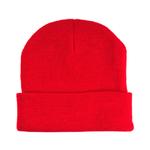 Bonnet court rouge