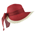 Chapeau casquette Visora ROUGE