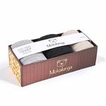 Coffret Chaussettes MOKARIO <br/>3 coloris