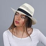 Chapeau de Paille Uniao Blanc
