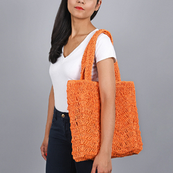 Sac plage Pizco Orange