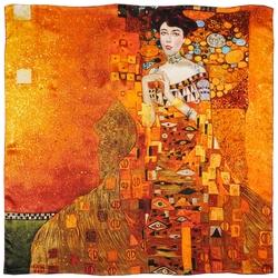Carré de soie SilkArt <br/>Gustav Klimt <br/>Portrait d&#039;Adèle