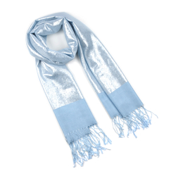 Etole festive brillante Fern bleu pâle