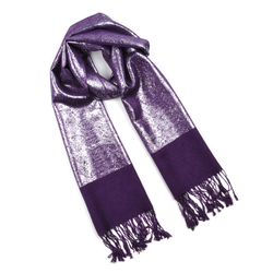 Etole festive brillante Fern violet