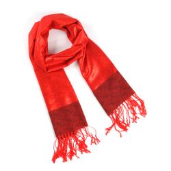 Etole festive brillante Fern rouge