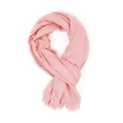 Echarpe légère Modal rose pâle