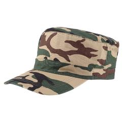 Casquette Cubaine camouflage