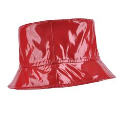 Bob pluie femme Rouge uni