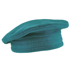 Béret Parisienne femme Bleu turquoise