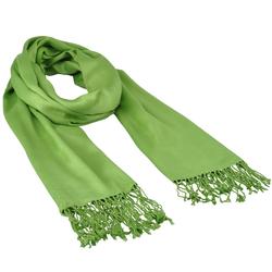 Etole unie à franges Vert gazon
