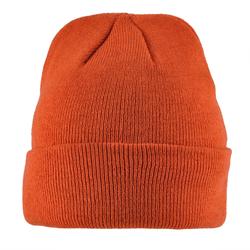 Bonnet court orange