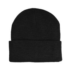 Bonnet court noir