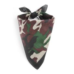 Foulard bandana camouflage