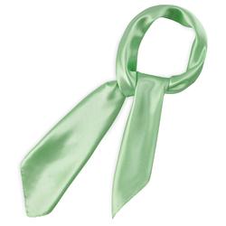 Foulard carré Gala <br/>Vert jade