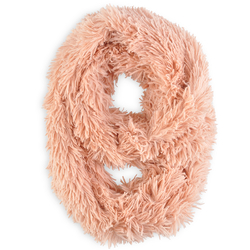 Snood PILOU Rose pêche