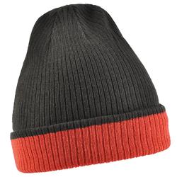 Bonnet réversible UMA <br/>Marron - Orange