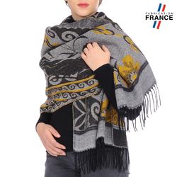 Châle de fabrication française