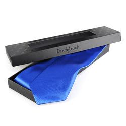 Cravate Bleu gitane <br>DandyTouch