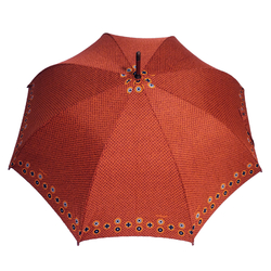 Parapluie long Femme <br/>Terana Orange