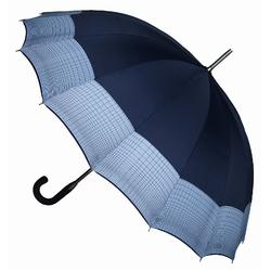 Parapluie droit Barbara <br/>Bleu