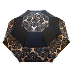 Parapluie droit Femme <br/>Dentellière Noir