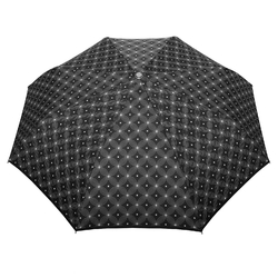 Mini parapluie O/F Automatique <br/> Macchiato Noir