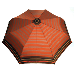Parapluie pliant O/F Automatique <br>Gammas Orange