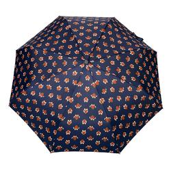 Parapluie pliant O/F Automatique <br>Hiboux Marine