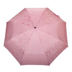 Parapluie pliant O/F Automatique <br>Labyrinthe Rose