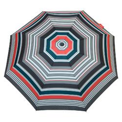 Parapluie pliant O/F Automatique <br/>Colory Gris