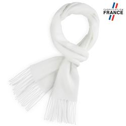 Echarpe FELY Blanc uni