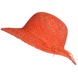 Capeline paille Scila Orange