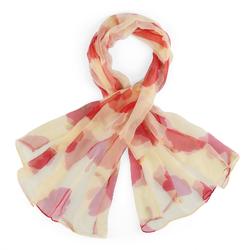 Foulard mousseline de soie <br/>Poppy - 2 coloris