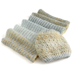 Snood et Bonnet Aravis <br/>9 coloris